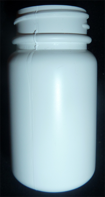 SNEP-PBHDPE35-HDPE Pill Bottle 35ml