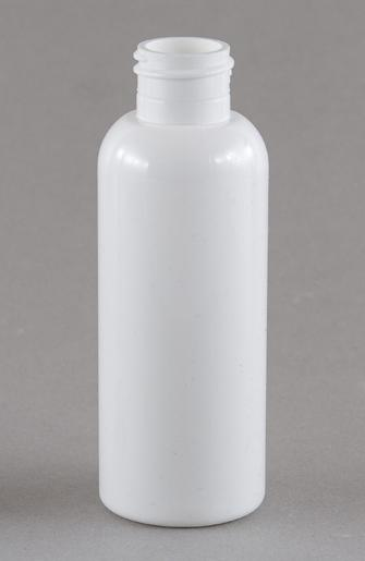 SNEP-100WPETB-100ml White PET Tall Boston Bottle 24mm 410 Finish