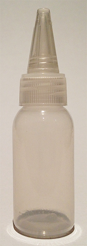SNSB30NSC-30ml Natural Squeezer Bottle with Natural Dispensing Sprout