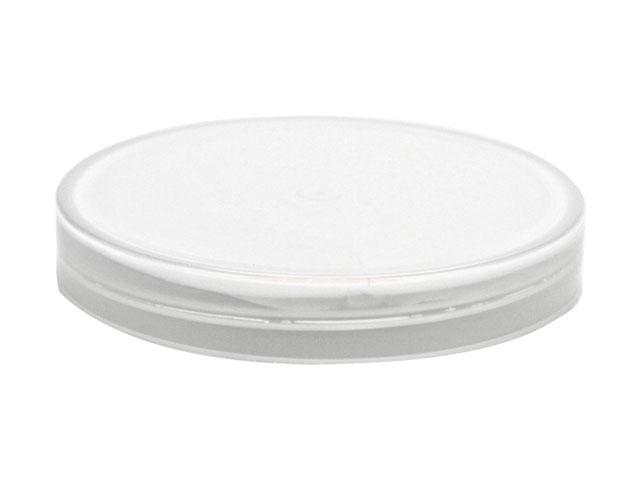 """SNR-29160-SMOOTH CLOSURE WITH A 70/400 FINISH, INCLUDES A """"PLAIN"""" FS 1-13 HEAT SEAL LINER TRANSLUCENT Size: 70/400 Colour: Natural"""