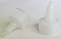 Natural Plastic Twist Top Cap 28/410