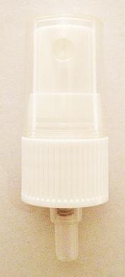 SNHF-18415W-White Fine Mist Sprayer for 18/415 size necks