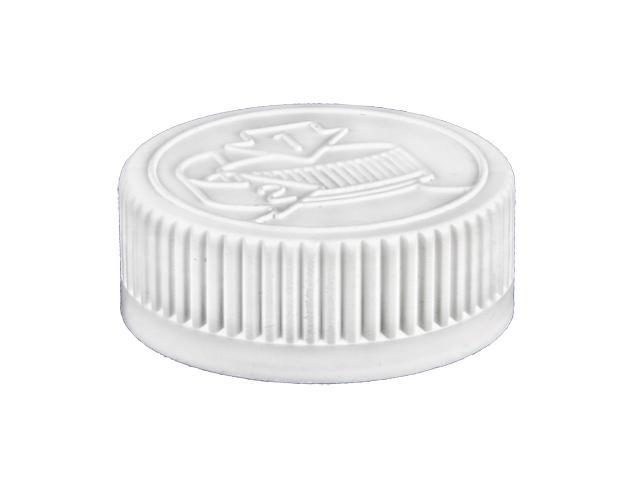 """SNDC-31482-CHILD RESISTANT CAPS, FINE RIBBED CLOSURE WITH A 33/400 FINISH, INCLUDES A """"LIFT 'N' PEEL"""" HEAT SEAL/ FOAM LINER, PICTORAL INSTRUCTIONS"""
