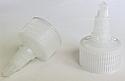 Natural Plastic Twist Top Cap 28/410